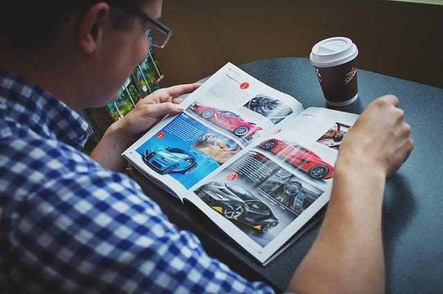 meilleur magazine homme