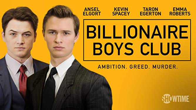regarder enfin Billionaires Boy Club