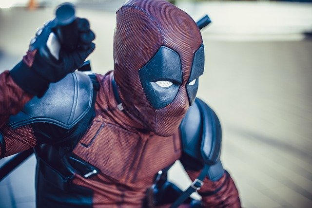personnage deadpool