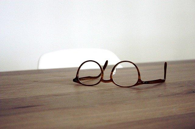 lunettes bois homme