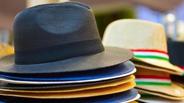 chapeau paille homme