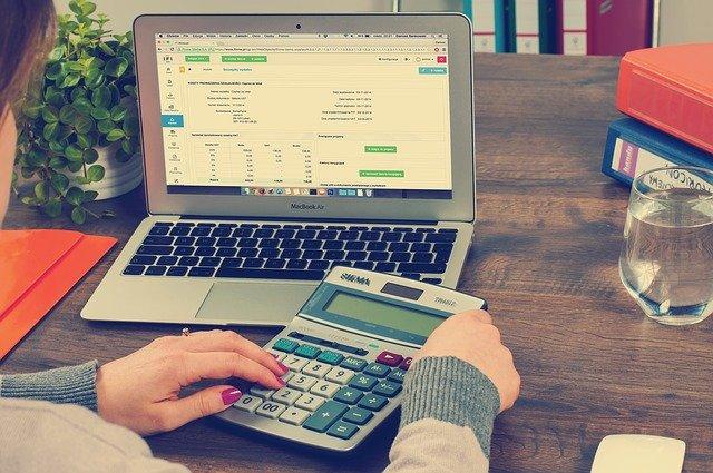 calculatrice pour comptabilité