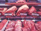 viande dans une boucherie