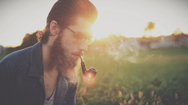 homme hipster
