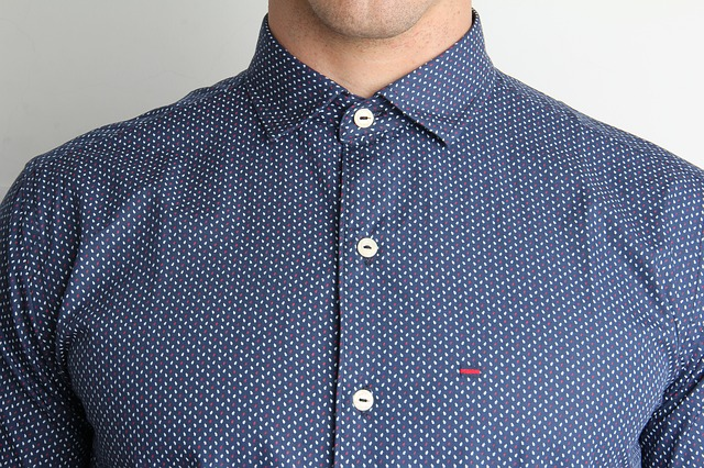 Motifs d'une Chemise pour homme