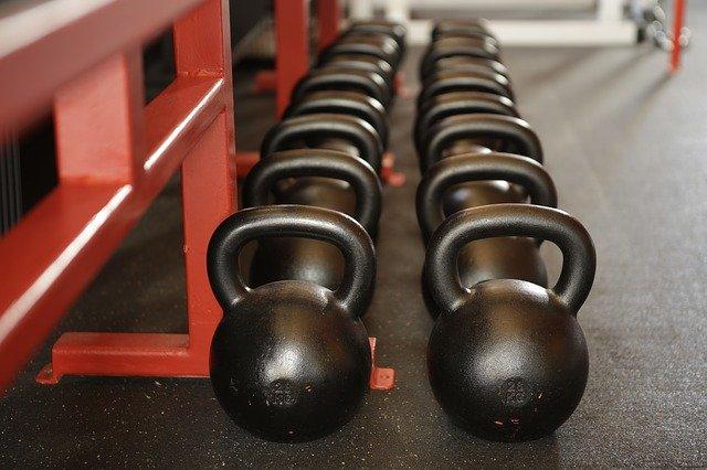 boules de musculation