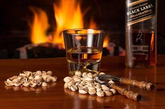 whisky pour faire un cocktail