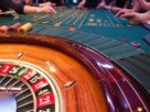 table de roulette dans un casino