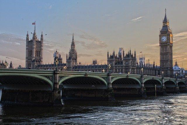 parlement à londres