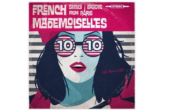 french demoiselles