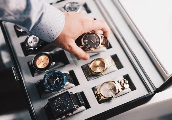 choix d'une montre homme